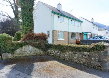Thumbnail 4 bed detached house for sale in Rhos Y Nant, Bangor