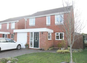 Thumbnail 4 bed detached house for sale in Braikenridge Close, Clevedon