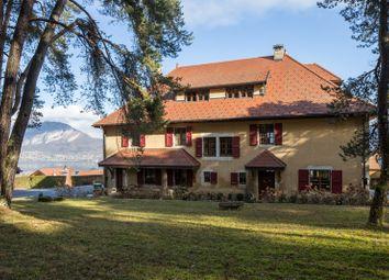 Thumbnail Villa for sale in Saint-Jorioz, Saint-Jorioz, France