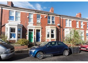 Thumbnail 4 bedroom terraced house to rent in Curtis Road, Newcastle Upon Tyne