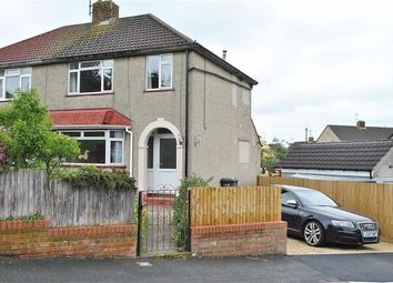 Thumbnail 3 bed semi-detached house for sale in Gages Road, Kingswood, Bristol
