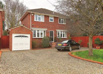 Thumbnail 4 bed detached house for sale in Gloucester Drive, Staines-Upon-Thames