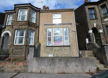 Thumbnail 3 bed end terrace house for sale in Denmark Road, Lowestoft