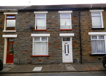 Thumbnail 3 bed terraced house for sale in Dumfries Street, Treorchy, Rhondda Cynon Taff.