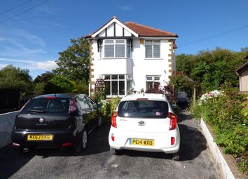 Thumbnail 2 bed flat for sale in Park Crescent, Bare, Morecambe, Lancashire