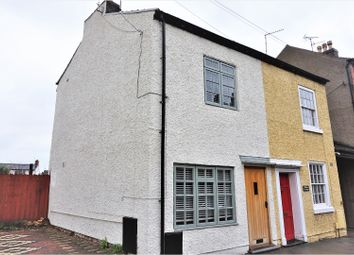Thumbnail 1 bedroom semi-detached house for sale in Clapgun Street, Castle Donington