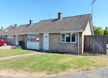 Thumbnail 2 bed semi-detached bungalow for sale in Winston Way, Farcet, Peterborough
