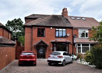 Thumbnail 4 bed semi-detached house for sale in Gipsy Lane, Nuneaton