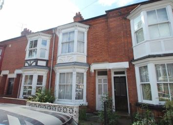 Thumbnail 4 bed terraced house to rent in Cambridge Road, West End, Leicester