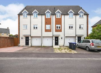 Thumbnail 3 bed terraced house for sale in Kilford Close, Amesbury, Salisbury