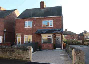 3 bed semi-detached house for sale in Bakestone Moor, Whitwell, Worksop S80