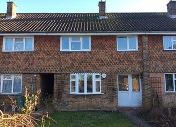 Thumbnail 3 bedroom terraced house to rent in Hamilton Road, Horsham