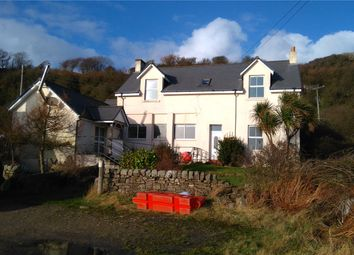Thumbnail 6 bed detached house for sale in Kildonan, Isle Of Arran, North Ayrshire
