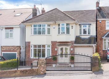 Thumbnail 4 bed detached house for sale in Chatsworth Road, Dore