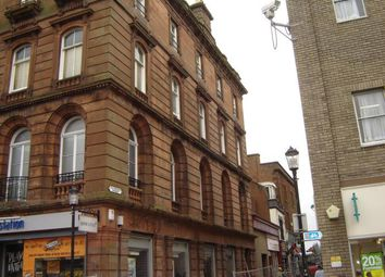 Thumbnail 1 bed flat to rent in Old Bridge Street, Ayr