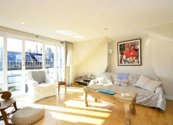 Thumbnail 3 bedroom flat to rent in Carlingford Road, Hampstead