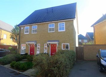 Thumbnail 2 bed terraced house to rent in Bayeux Gardens, Gillingham