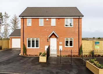 "Thumbnail 3 bed detached house for sale in ""The Clayton Corner "" at Yeovil Road, Sherborne"