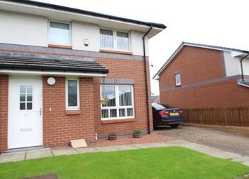 Thumbnail 3 bed semi-detached house for sale in Avenue End Drive, Glasgow, North Lanarkshire
