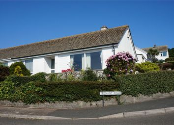 Thumbnail Semi-detached bungalow for sale in Trenant Road, East Looe, Cornwall