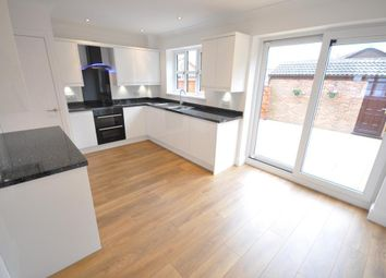 Thumbnail 3 bed mews house for sale in Newton Place, Blackpool, Lancashire