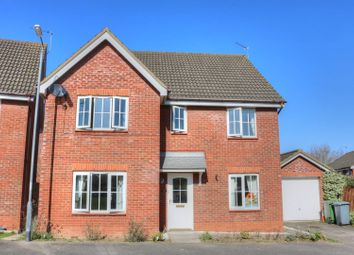 Thumbnail 5 bed detached house for sale in Skippon Way, Norwich