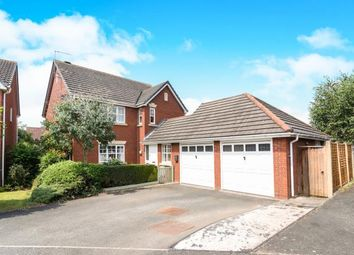 Thumbnail 5 bed detached house for sale in Brecon Avenue, Worcester, Worcestershire