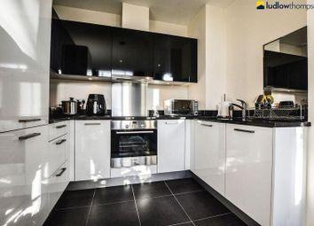 Thumbnail 1 bedroom flat to rent in Bromyard Avenue, London
