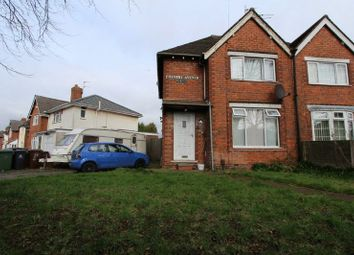 Thumbnail 2 bedroom semi-detached house to rent in Chantry Avenue, Bloxwich, Walsall