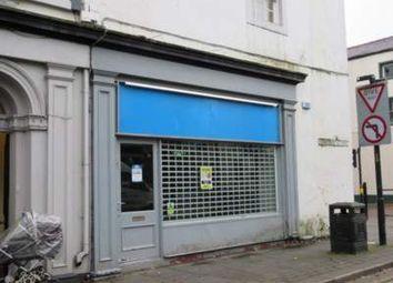 Thumbnail Retail premises to let in Lowther Street, 35, Whitehaven