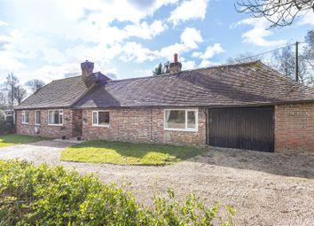 3 bed detached bungalow for sale in Horam, Heathfield TN21