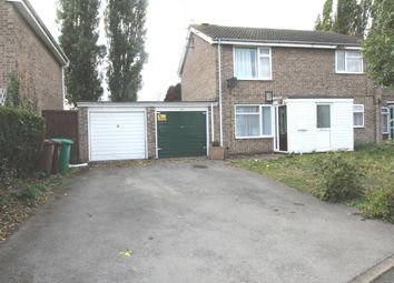 Thumbnail 2 bed flat for sale in Staindale Court, Nottingham