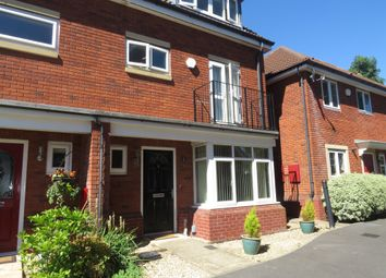 Thumbnail 4 bed town house for sale in Acer Village, Whitchurch, Bristol