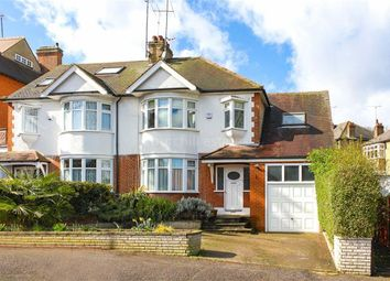 Thumbnail 3 bedroom semi-detached house for sale in Westbury Road, Buckhurst Hill, Essex