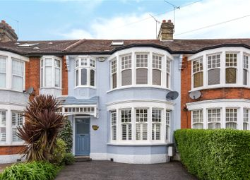 Thumbnail 4 bed terraced house for sale in River Avenue, Palmers Green