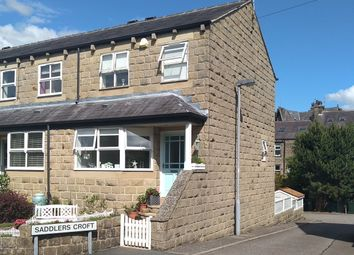 Thumbnail 4 bed end terrace house for sale in Middleton Road, Ilkley, West Yorkshire