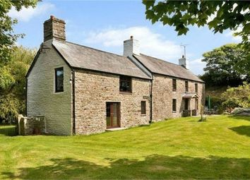Thumbnail 5 bed property for sale in Llangrannog, Llandysul