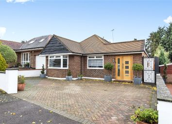 Thumbnail 4 bed detached bungalow for sale in Embry Way, Stanmore, Middlesex