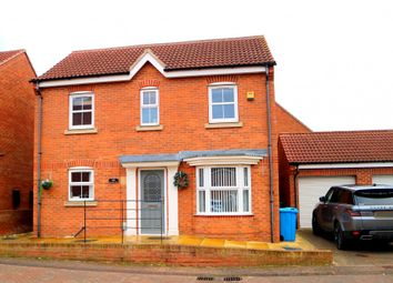 Thumbnail 4 bed detached house to rent in Shinewater Park, Kingswood, Hull, Yorkshire
