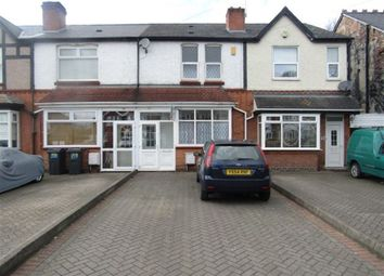Thumbnail 3 bed terraced house to rent in Baldwins Lane, Hall Green, Birmingham