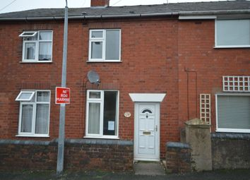 Thumbnail 2 bed terraced house for sale in New Street, St. Georges, Telford