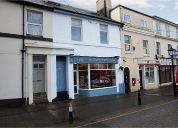 Thumbnail 3 bed property for sale in Union Street, Torquay