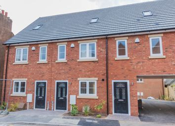Thumbnail 3 bed town house for sale in College Street, Irthlingborough, Wellingborough