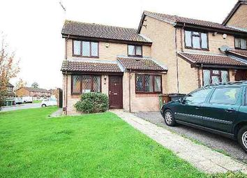 Thumbnail 3 bed semi-detached house to rent in The Campions, Borehamwood