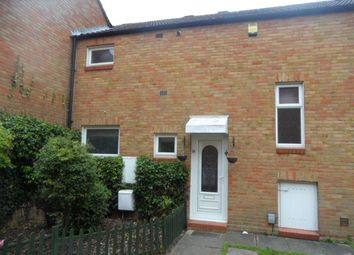 Thumbnail 3 bedroom property to rent in Aire Walk, Bedford