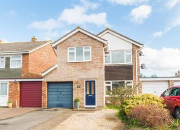 Thumbnail 4 bed detached house for sale in Longfellow Drive, Abingdon