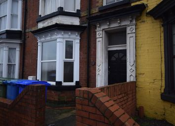 Thumbnail 1 bed flat to rent in Windsor Crescent, Bridlington
