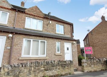 Thumbnail 2 bed terraced house for sale in Cawdel Way, South Milford, Leeds