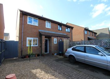 Thumbnail 2 bed semi-detached house for sale in Graylen Close, Deal