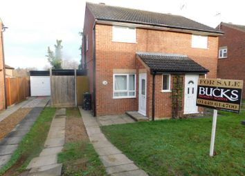 Thumbnail 2 bedroom semi-detached house for sale in Glemsford Road, Stowmarket